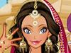 漂亮的印度舞娘