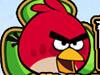 飞扬的愤怒小鸟