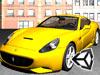 3D城市跑车停靠