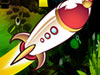 火箭丛林逃生