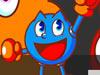 蓝色人吃豆豆