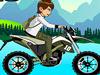 变身英雄骑摩托