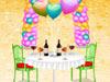 沙滩气球派对