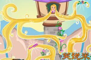 艾莎公主迷宫探险