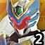 彩虹铠甲战士2