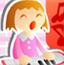 学唱歌弹钢琴