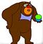熊出没涂鸦板