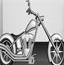 梦想摩托车