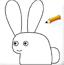 教你画兔子
