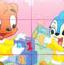 虹猫蓝兔拼图一