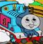 托马斯小火车上色