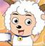 喜羊羊吃月饼