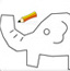 教你画大象