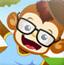 时尚小猴子