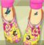设计可爱拖鞋