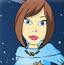 宇航员美女