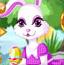 装扮可爱兔子