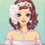 华丽的公主服饰