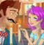 幸福情侣约会