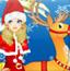红火的圣诞节