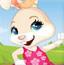 复活节小兔子