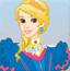 城堡公主逛花园