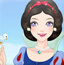 美丽白雪公主
