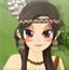 印第安部落女孩