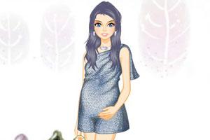 漂亮的孕妇装