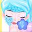 女孩魔法化妆