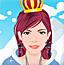冬季时尚公主