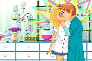 实验室恋情