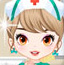 时尚的小护士
