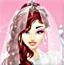 雪莲纯真美新娘