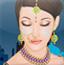 传统印度新娘妆