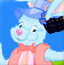复活节兔子大换装