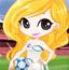 欧洲杯足球宝贝