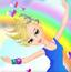 彩虹的微笑