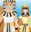 埃及国王和王后
