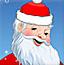 慈祥的圣诞老人