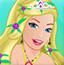 美人鱼公主芭比