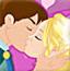 王子与灰姑娘之吻