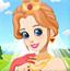 美丽公主婚纱
