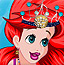 人鱼公主海底装扮