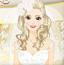 美丽的公主新娘