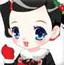 圣诞节漂亮女孩