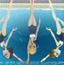 水上芭蕾舞