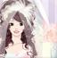 浪漫婚礼新娘