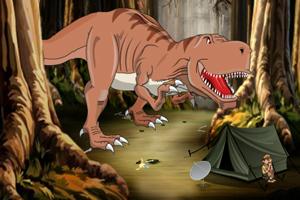 逃出恐龙森林