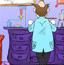 疯狂科学家卡通逃脱